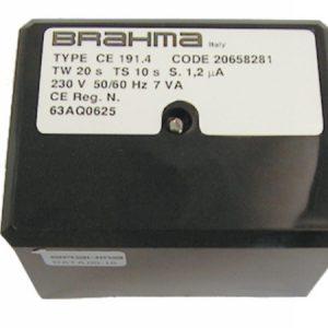 CE191.4 CONTROLLO FIAMMA EUROBOX