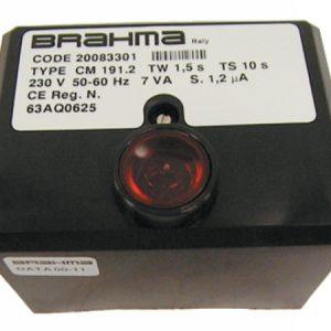 CM381.2 CONTROLLO FIAMMA PER BRUC.ATM.