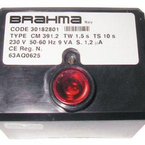 CM391.2 CONTROLLO FIAMMA