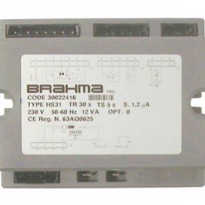 HS31 CONTROLLO FIAMMA EUROFLAT