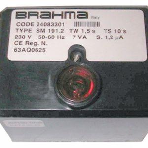 SM191.1 CONTROLLO FIAMMA EUROBOX