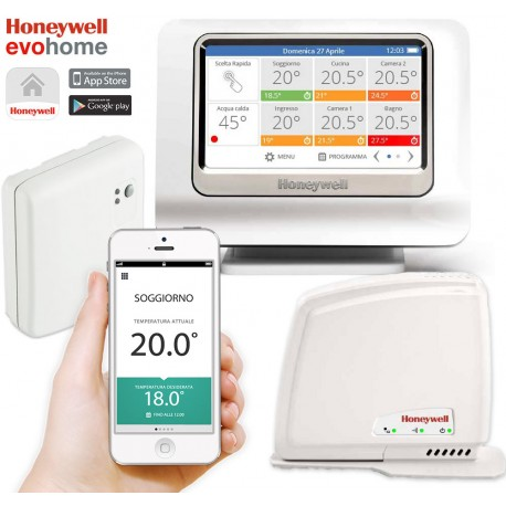 EVOHOME CC CONNECTED COMFORT