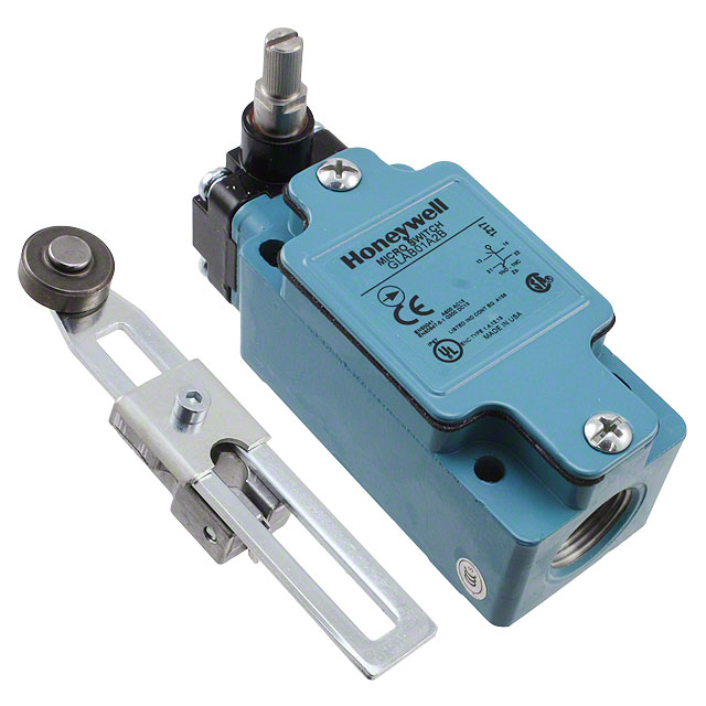 GLAB01A2B LIMIT SWITCHES